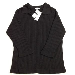 Charter Club Cable Knit Cotton Sweater